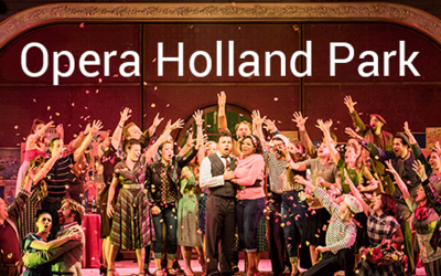 Ever wondered what happens at the Opera?